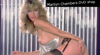 MARILYN CHAMBERS DVD's